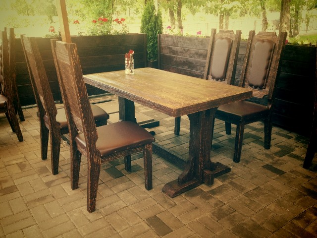 Мебель для летней веранды